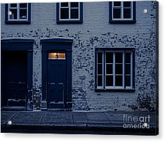 I'll Leave The Light On For You Acrylic Print by Edward Fielding