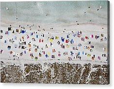 Illetes Beach, Formentera Acrylic Print by Xavier Durán