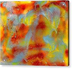 In A Whisper Acrylic Print by Julia Fine Art