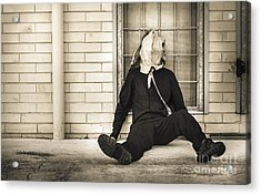 In Bliss Of Ignorance Acrylic Print by Jorgo Photography - Wall Art Gallery