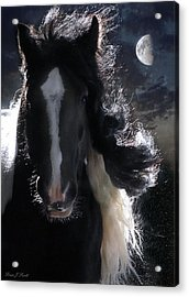 In Dreams... Acrylic Print by Fran J Scott