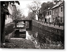 In Georgetown Acrylic Print by Olivier Le Queinec