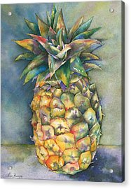 In Living Color Acrylic Print by Lisa Bunge