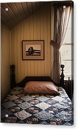 In The Boys Room Acrylic Print by Margie Hurwich