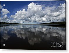 In The Good Old Summertime  Acrylic Print by Bob Christopher