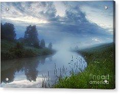 In The Morning At 02.57 Acrylic Print by Veikko Suikkanen