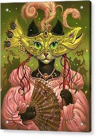 Incatneato Acrylic Print by Jeff Haynie