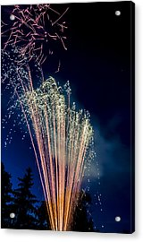 Independence Day 2014 16 Acrylic Print by Alan Marlowe