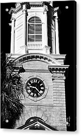 Independent Scottish Presbyterian Church Acrylic Print by John Rizzuto