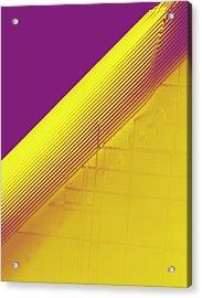 Indium Gallium Arsenide Acrylic Print by Ammrf, University Of Sydney