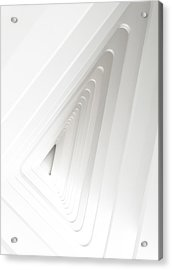 Infinite Arches Acrylic Print by Scott Norris