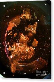 Infinity Acrylic Print by Nancy Kane Chapman