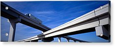 Interchange, Texas, Usa Acrylic Print by Panoramic Images