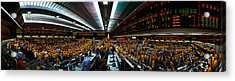 Interiors Of A Financial Office Acrylic Print by Panoramic Images