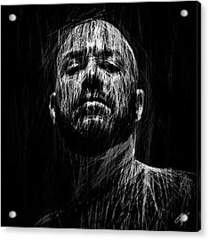 Intimo 3 Acrylic Print by Chris Lopez