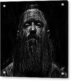 Intimo 6 Acrylic Print by Chris Lopez