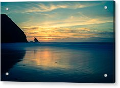 Into The Blue IIi Acrylic Print by Marco Oliveira