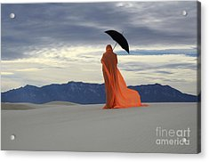 Into The Mystic 5 Acrylic Print by Bob Christopher