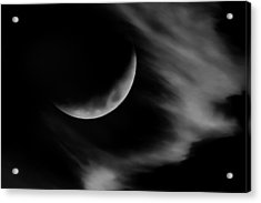 Into The Night Acrylic Print by Bill Wakeley