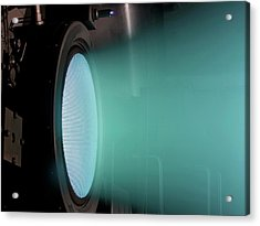 Ion Thruster Acrylic Print by Nasa/christopher J. Lynch (wyle Information Systems, Llc)