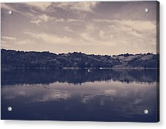 It Surrounds Me Acrylic Print by Laurie Search