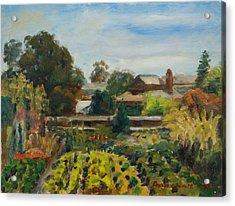 Ito Nursery Sunshine Acrylic Print by Edward White