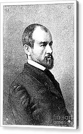 J-p. Durand, French Philosopher Acrylic Print by Spl