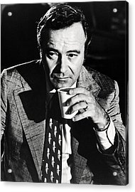 Jack Lemmon In Save The Tiger  Acrylic Print by Silver Screen