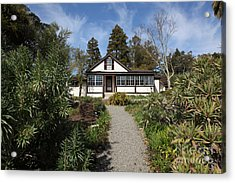 Jack London Cottage 5d22120 Acrylic Print by Wingsdomain Art and Photography