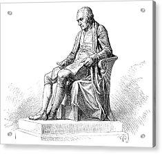 James Watt Acrylic Print by Science Photo Library