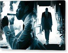 Jay-z Artwork 3 Acrylic Print by Sheraz A