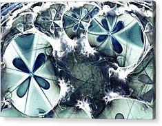 Jellyfish Acrylic Print by Anastasiya Malakhova