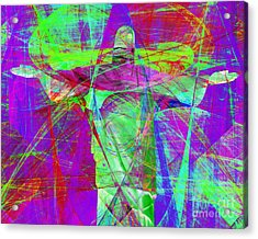 Jesus Christ Superstar 20130617m118 Horizontal Acrylic Print by Wingsdomain Art and Photography
