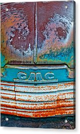 Jimmy Acrylic Print by Peter Tellone
