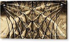 Journey 20130511v2 Long Acrylic Print by Wingsdomain Art and Photography