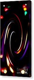 Juggling Colors 2 Acrylic Print by Gail Matthews