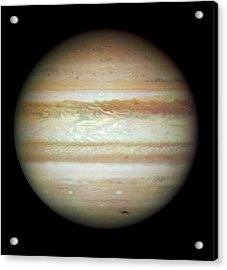 Jupiter In July 2009 Acrylic Print by Nasa/esa/stsci/ssi/jupiter Impact Team