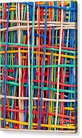 Just Strings Attached I Acrylic Print by Shawn Hempel