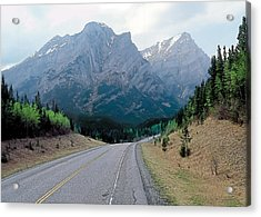 K Country 2 Acrylic Print by Terry Reynoldson