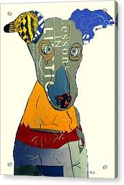 Kacy  Acrylic Print by Bri B