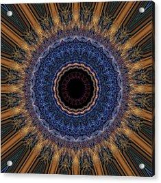 Kaleidoscope 11 Acrylic Print by Tom Druin