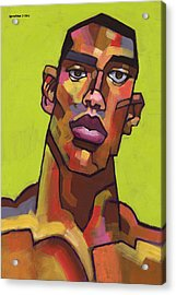 Killer Joe Acrylic Print by Douglas Simonson
