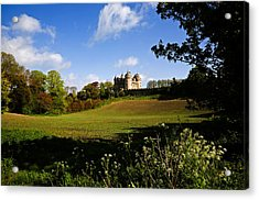 Killyleagh Castle, Co Down, Ireland Acrylic Print by Panoramic Images