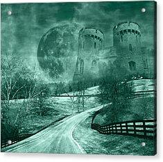 Kingdom Of Oz Acrylic Print by Betsy Knapp