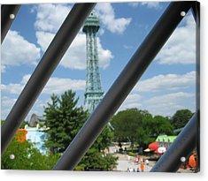 Kings Island - 121273 Acrylic Print by DC Photographer