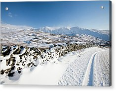 Kirkstone Pass Acrylic Print by Ashley Cooper
