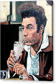 Kramer Acrylic Print by Tom Roderick