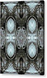 Krix Krax - Digital Manipulation Acrylic Print by Otto Rapp