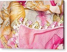 Ladies' Scarf Acrylic Print by Tom Gowanlock