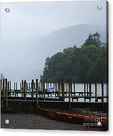 Lake District For A Reason Acrylic Print by Malcolm Suttle